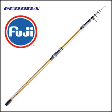 quick shipping Ecooda powerful prodigal telescorpic surf casting fishing rod 3.9m 4.2m 4.5m