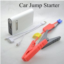 Mini multifunction Portable Car Jump Starter power bank Charger Mobile Device Laptop Auto Engine Emergency Battery Pack 12V