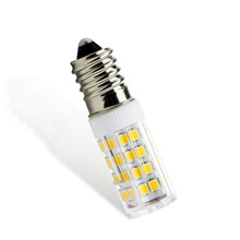 2017 Special Offer Promotion High Quality Ceramic Led E14 Lamp Bulb 2835 Smd Light 360 Degrees Replace Halogen For Chandelier(China)