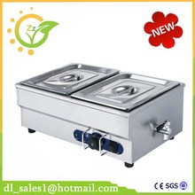 High Efficiency Electric Bain Marie Western Kitchen Equipment High Quality Countertop Electric Food Warmer(China)