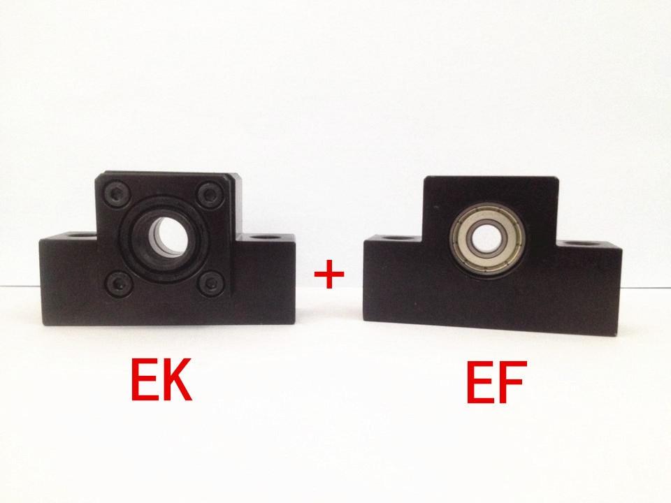 Ballscrew End Support  EK8 + Floated Side EF8<br><br>Aliexpress