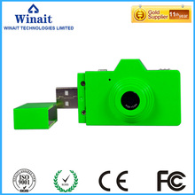 Freeshipping Compact Digital Camera Video Recorder DC-G15 Ultra Slim 720*480 30fps Disposable Camera Mini DV SD Card Reader