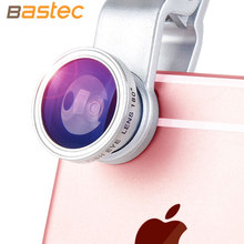 2016 Original 3 in 1 Phone Fisheye Wide Angle Macro Fish eye Lens with Universal Clip for iPhone Samsung Xiaomi Sony etc.