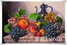 2017 Promotion Paintings Chinese Style Direct Selling Fruit The Diamond To Draw Kits For Embroidery Patchwork Accessories 6560r(China)