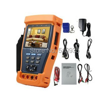 CJ-LC894AHD 3.5 inch TFT LCD Monitor CCTV camera Tester, PTZ Tester with DC 12V output