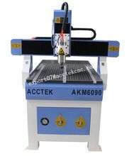 vacuum table 6090 cnc wood working router carving machine for sale(China)