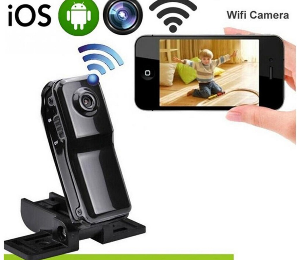 Mini wireless wifi IP P2P Video Camera Wireless Video recorder Android iOS Camcorder