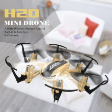 JJRC H20 Quadcopters Professional Mini Drones Flying Helicopter Remote Control Toys 6 Axis Gyro RC Plane Children Adult(China)