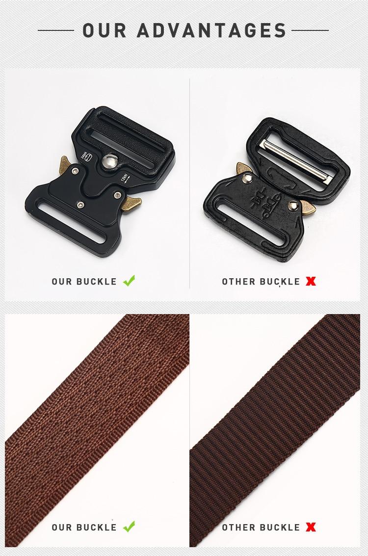 8 Training Belts