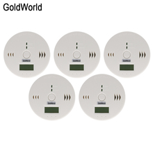 Buy 5pcs Monoxide Carbon Detector, Monoxide Gas Alarm, Gas alarm detectors, home security alarms, Protect home perfect for $35.09 in AliExpress store