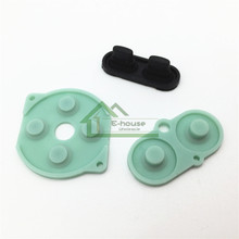 [5Set=15PCS] High Quality conductive rubber pads for Gameboy Color for GBC console repair parts