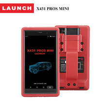 launch X431 Pros mini bluetooth adapter scanner diagnostic tool for repair of the automobile Oil Reset Service ABS Bleeding