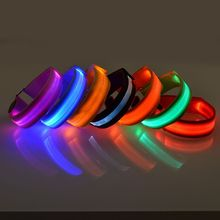 PD32 USB Rechargeable LED Nylon Pet Dog Collar Night Safety Glow Flashing Dog Cat Collar Led Luminous Small Dogs Collars(China)