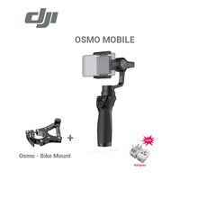 Freeshipping Original DJI OSMO Mobile Handheld Gimbal with Osmo Bike Mount beyond smart best gift Brand new In stock