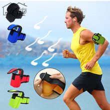 Arm Bag Running Sport Arm Band Bags Pouch Fitness Cycling Sport Mobile Phone Case Arm Wrist Hand Band Bracelet Bag Outdoor