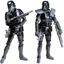 Star Wars Rogue One Black Series Figure Imperial Death Trooper Action Figure Model Stormtrooper Toys for Children Gift 6''(China)