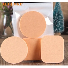 Soplo  2PCS Makeup Foundation Beauty Cosmetic Facial Face Sponge Powder Puff  New Hot Dropshipping Jan30