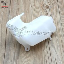 Motorcycle After Market Water Coolant Over Flow Bottle Overflow Reservoir Tank For Suzuki DRZ400 DRZ 400 DRZ40E /S DR-Z 400