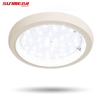 New Modern Fashion 12W/15w SMD5730 Led Kitchen Lamp Round and Square Ceiling Light Bathroom Lamp AC180V~265V,Free Shipping