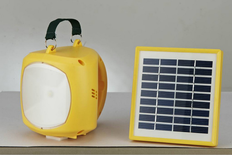 Energy-Saving Solar Panel Lamp Rechargeable Portable Outdoor LED Light Camping Lantern Fishing Driving Light USB Flashlight<br>