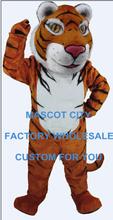 Sumatran Tiger Mascot Costume Adult Size Character Animal Theme Carnival Party Cosply Mascotte Mascota Suit Kit SW1009