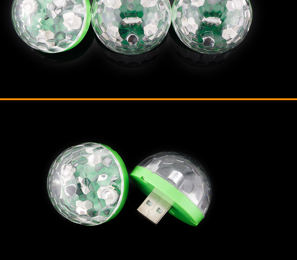 3W mini USB Lighting Auto Led Stage Light Ball Crystal Magic Projector Bulb Led RGB Lamp For Club Dance Disco DJ KTV Party Dance (13)