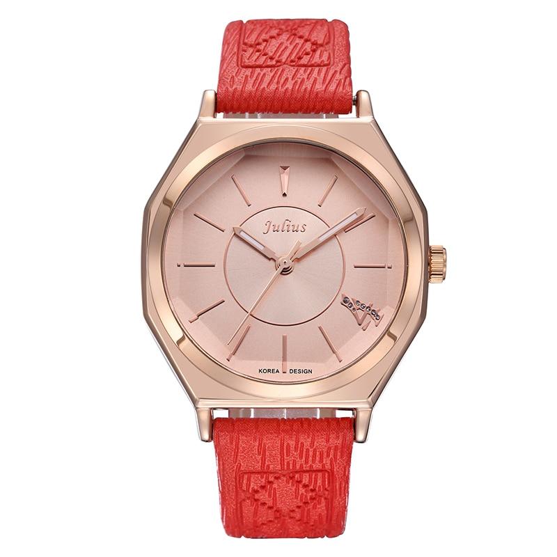 Julius Lady womens Wrist Watch Japan Quartz Hours Best Fashion Dress Leather Bracelet Girl Christmas Valentine Gift JA-790<br><br>Aliexpress