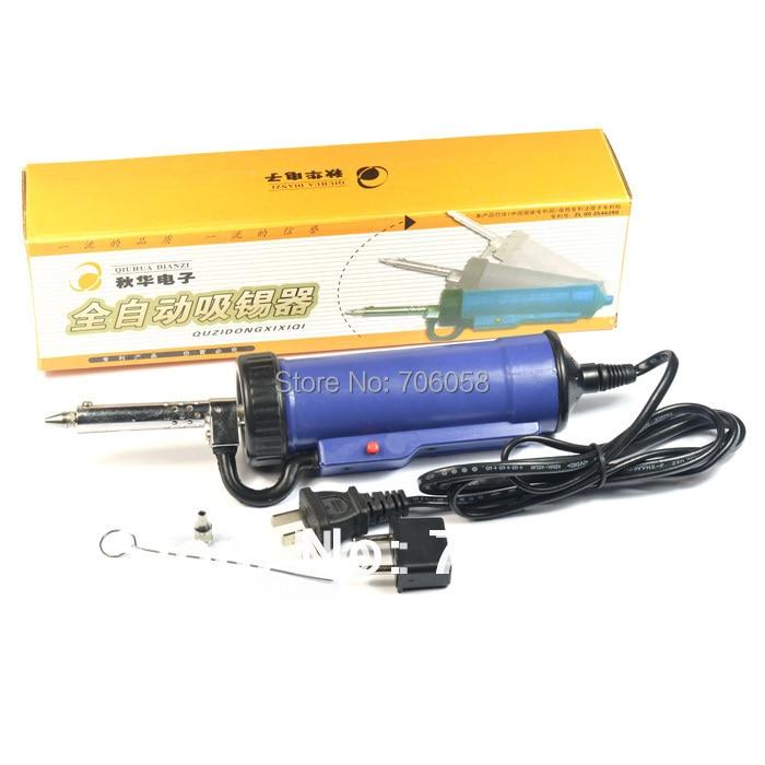 220V 30W Electric Vacuum Solder Sucker /Desoldering Pump / Iron Gun Welding Tool<br><br>Aliexpress
