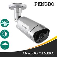 Security Camera 1/3inch SONY CCD Infrared laser light IR 50M HD 1200TVL Waterproof Outdoor CCTV Camera(China)