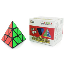 ShengShou 3x3x3 Wire Drawing Style Cast Coated Challenge Gifts Puzzle Mirror Cubes Educational Special Magic Cube Toys