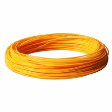 100FT Weight Forward Floating Fly Line WF 2/3/4/5/6/7/8/9F Orange Fly Fishing Line
