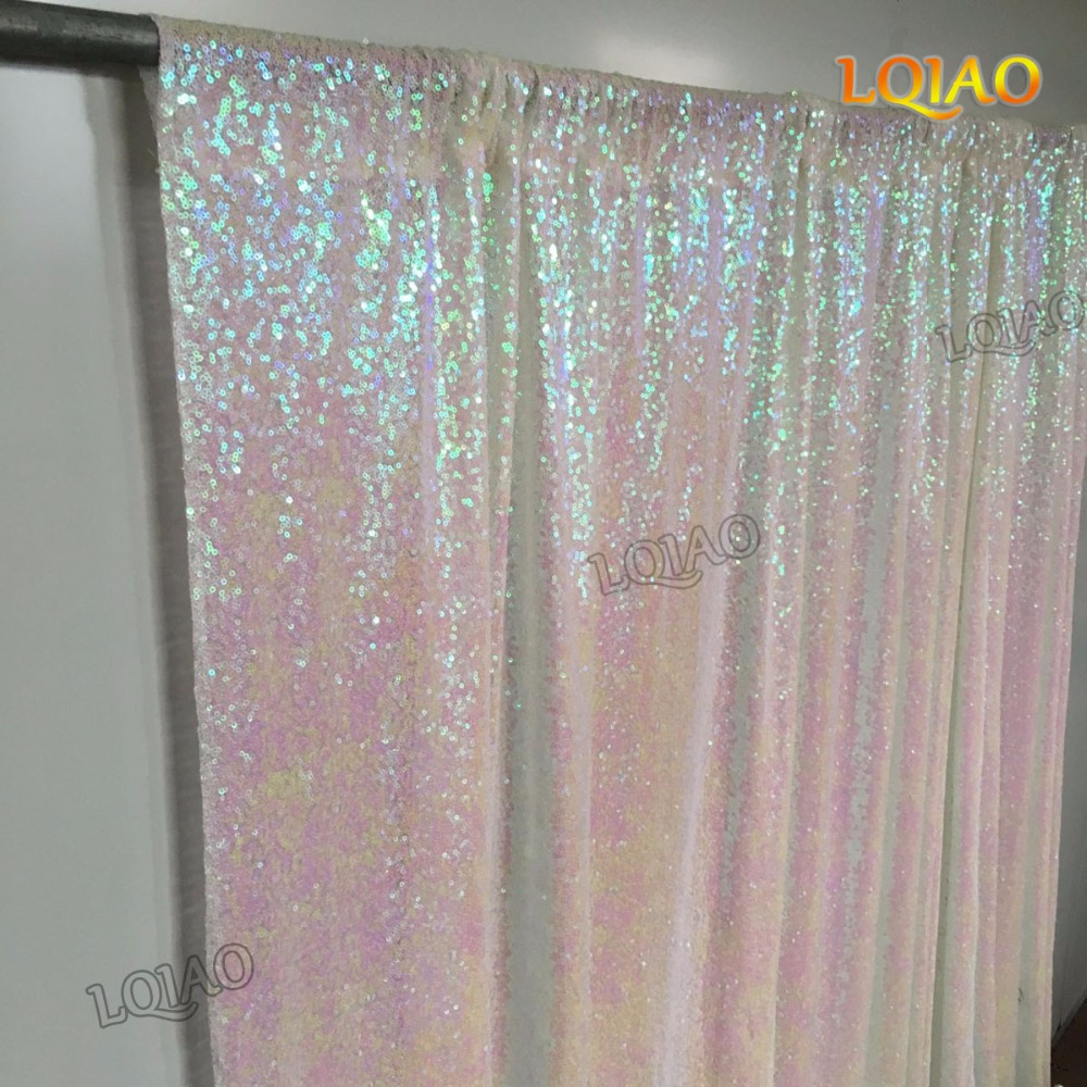 changed white sequin backdrop-010