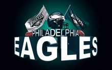Philadelphia Eagles Banner Flag 3x5 FT 150X90 CM Flag 100D Polyester Soccer Team Philadelphia Series Eagle Flag(China)
