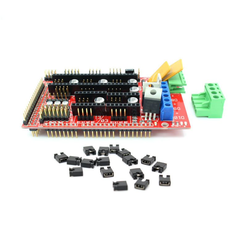 RAMPS 1.4 3D printer controller panel printer Control MendelPrusa Free shipping!!!<br><br>Aliexpress