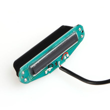 1Pc Electric Guitar Neck Pickup Dual Rail Humbucker For Stratocaster Strat Hot