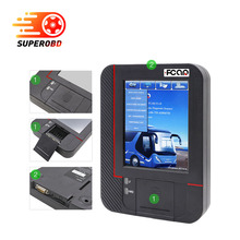 2017 Professional Truck Heavy Duty Diagnostic Tool FCAR F3-D For Heavy Duty Truck Bus Diesel Engine Repair Free Shipping(China)