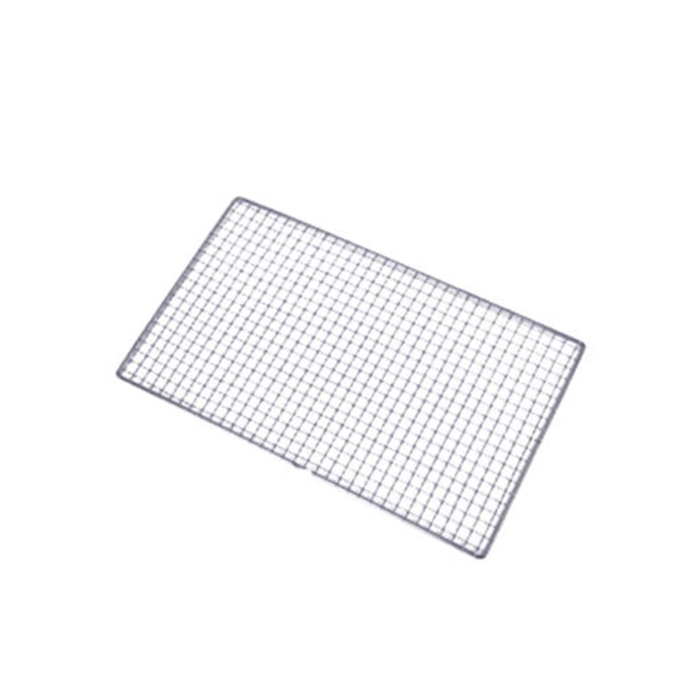 2018 Bbq Meshes 50x35cm 45x30cm 40x25cm Bbq Barbecue Grill Stainless ...