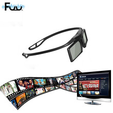 3D Active Shutter Glasses TV Gafas Bluetooth LCD lenses 3D HDTV Blu-ray players Electronic Design Smart Glasses Gonbes G15-DLP