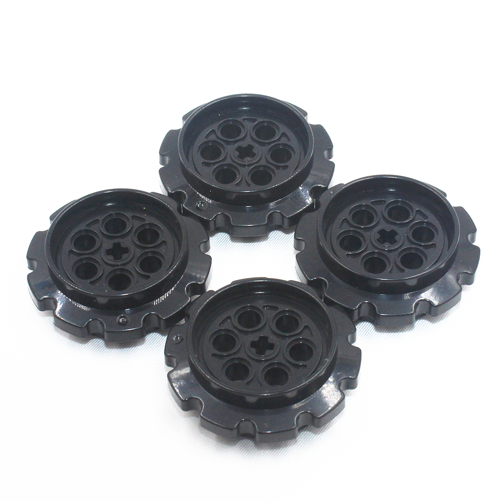 Building Blocks BulkTechnic Parts 4 pcs SPROCKET, DIA40,7 compatible with lego for kids boys toy NOC-4582792