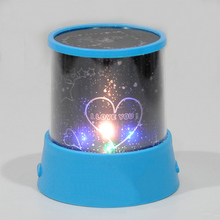 Projector Light Amazing Flashing Colorful Sky Star Master Cupid Night Light Lovely Sky Starry Star Projector Novelty Gifts