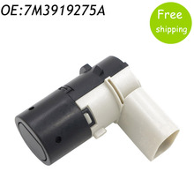 New Parking Sensor Reverse PDC Park Distance Control FOR SEAT ALHAMBRA VW Volkswagen BEETLE FORD GALAXY 7M3919275A 4B0919275A(China)