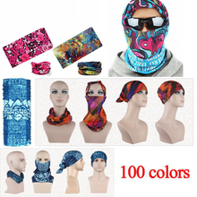 Magic Headband Outdoor Sport Neck Warmer Cycling Bike Bicycle Riding Face Mask Head Scarf Scarves Bandana