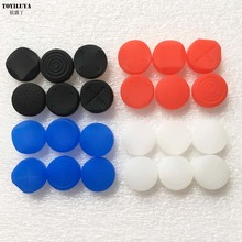 6 In 1 Protective Button Pad Kit Silicone Grip Analog Joystick Cap Cover For Sony PSV 1000 For PS Vita