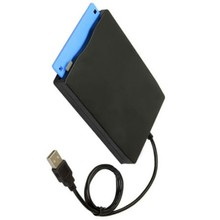 "USB External Portable 1.44Mb 3.5"" Floppy Disk Drive Diskette FDD For PC Laptop(China)"