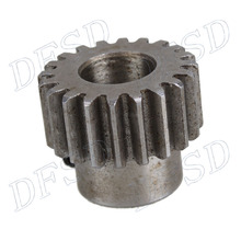 2 pcs 10mm Hole Diameter Motor Metal Gear Wheel Modulus 1 20 Teeth Steel Gear