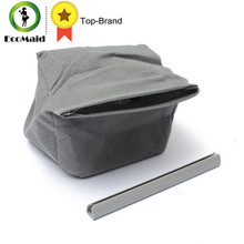 Washable & reusable universal vacuum cleaner cloth bags dust bag 11x10cm cleaner bags For Philips Electrolux LG Haier Samsung(China)
