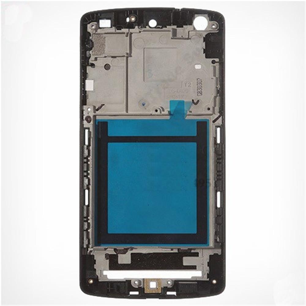 Original-Front-Housing-Frame-Bezel-for-LG-Google-Nexus-5-D820-Free-shipping-