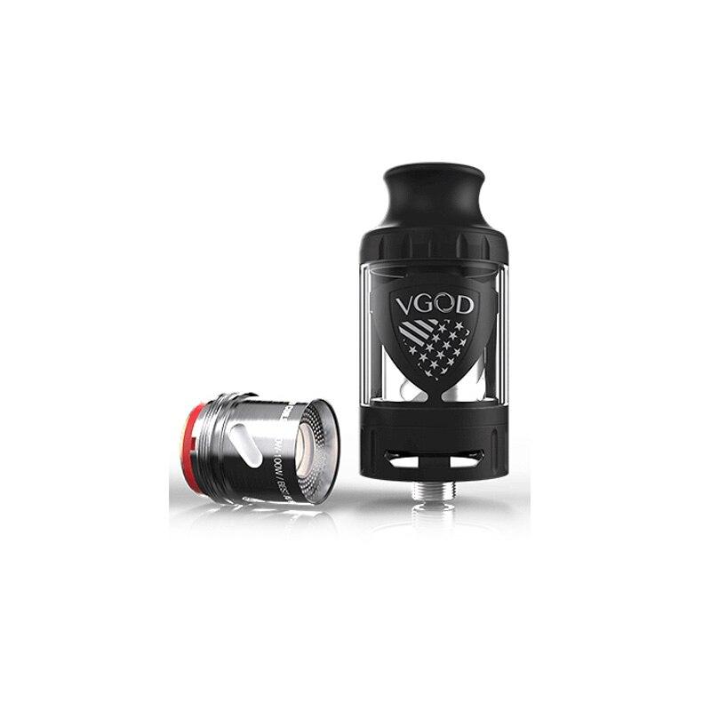 New Arrival VGOD Pro 200w Box Mod Kit TC Vaporizer Mod 4ml VGOD Sub ohm tank Atomizer Electronic Cigarettes 0.2ohm Coil Vape (7)