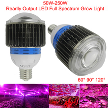 100w 50w 150w 200w Led Hydroponics Grow Light 300w 120w Full Spectrum LED grow Lamp for Flower Plant,Herbs,Vegetable/greenhouse