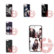 Pop Music Band One Direction For BlackBerry 9700 9900 Z10 Q10 For Meizu MX4 MX5 Pro 6 m1 m2 m3 note Design Black Skin Case